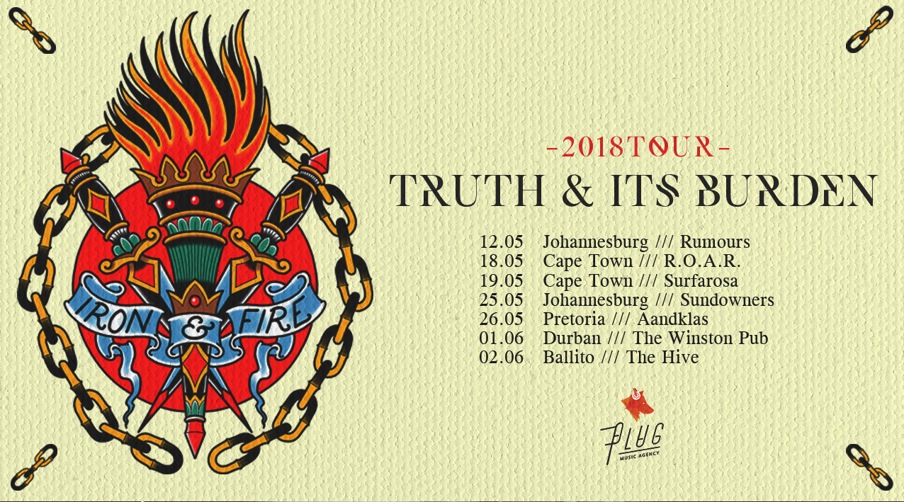 IRON & FIRE Tour